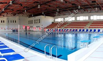 Mersin Üniversitesi Kapalı Yüzme Havuzu